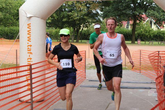 Halbmarathon Schermbeck 2016