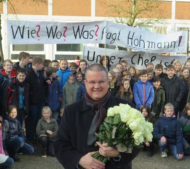 Norbert Hohmann wurde heute 60 Jahre alt