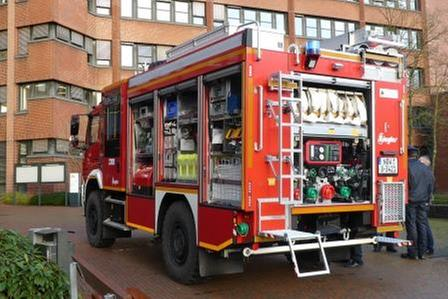 Feuerwehr Fahrzeug Schermbeck