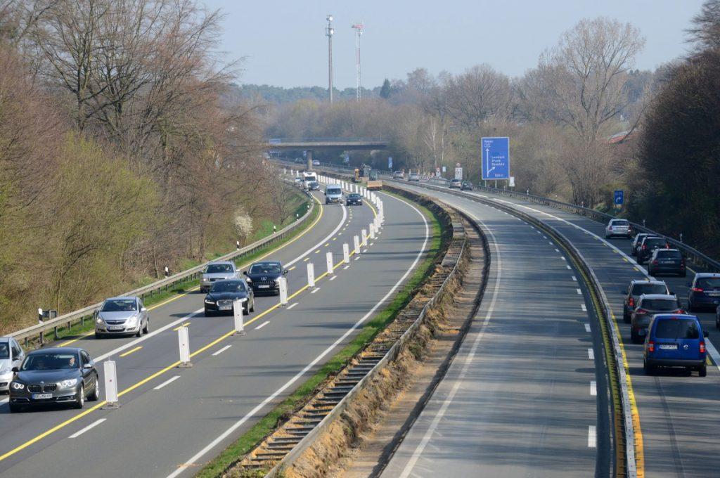Anschlussstelle Dorsten Lembeck A 3