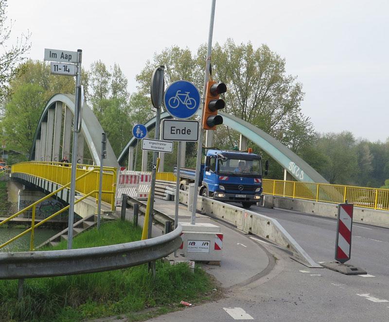 Kanalbrücke Schermbeck