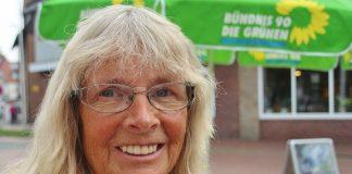 Ulrike Trick Bündnis90-Die Grünen Schermbeck