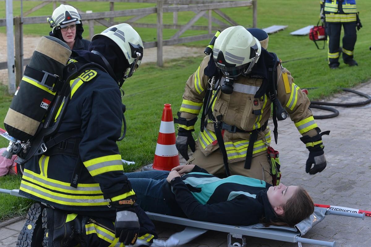 Bergen-verletzte-Person