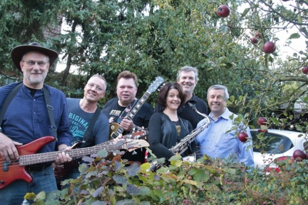 Schermbecker Allstars - Apfelrock mit Peter Apfelbeck