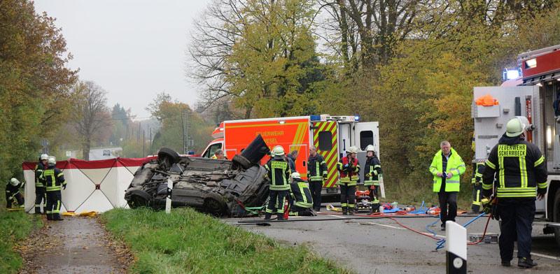 Verkehrstote Deutschland 2021