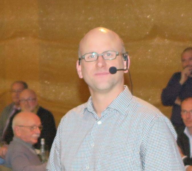 Thomas Dietz von der RWW