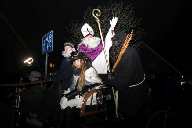 Nikolauszug Gahlen