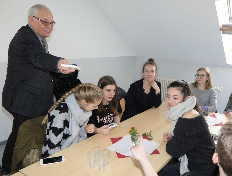 polnischen Schüler