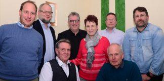 Neuer Vorstand SPD Ortsverband