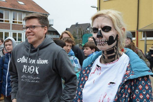 Katja Vollmark und Sven Merkelbach