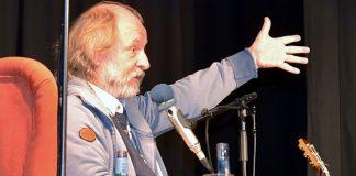Lesung mit Krimiautor Hans Peter Wolf