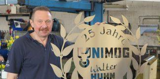 Walter Huhn aus Schermbeck Damm