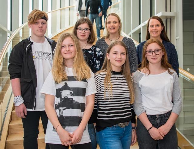 Girls' und Boys' Day im Landtag