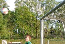 Im Nachholspiel gegen den Sickingmühler SV konnte sich die Schermbecker U8 mit 7:3 Toren durchsetzen.