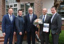 Volksbank Schermbeck feiert Jubiläum