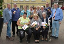 Bürgertreff Schermbeck erhielt Ehrenkarte der Gemeinde