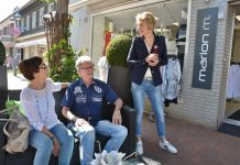 Bankgeflüster Schermbeck 2018 Marion Malessa