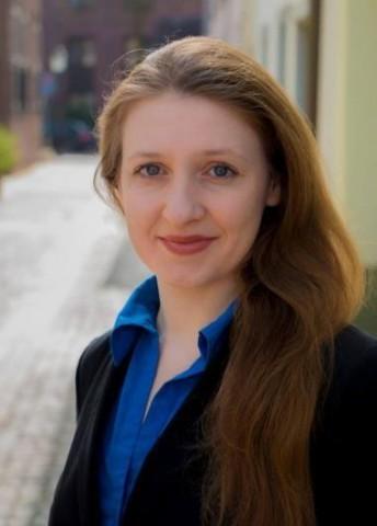 JuLi-Europakandidatin Beret Roots