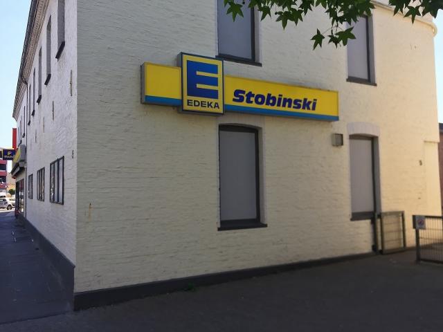 Edeka Markt in Schermbeck zieht aus