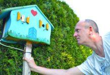 Birdhouse Livebilder aus Meisenkasten