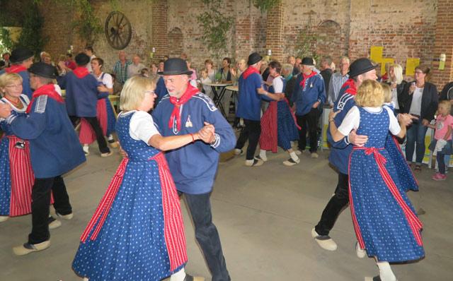 Jubiläumsfest Uefter Jadhornbläser