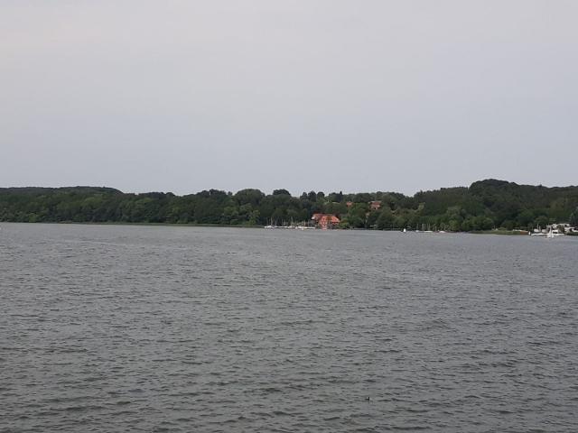 Am Plöner See vorbei