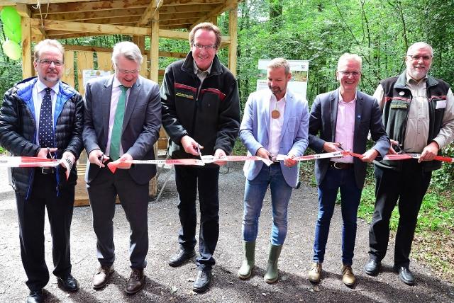 Schermbeck Erlebnis Dämmerwald – Eröffnung des Pfades