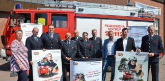 Mitgliederwerbung der Feuerwehr Schermbeck 2018