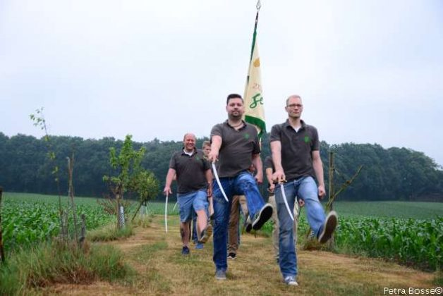 Offiziere Kiliangilde Altschermbeck