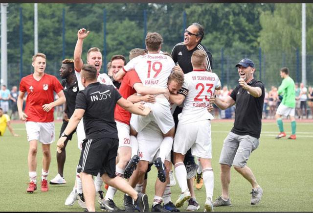 SV Schermbeck spielt wieder Oberliga