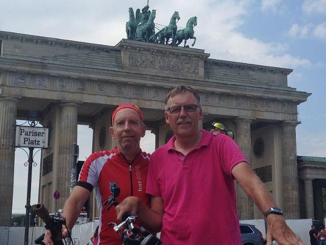 Schermbecker auf Deutschlandtour