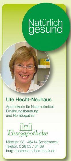 Ute-Hecht-Neuhaus