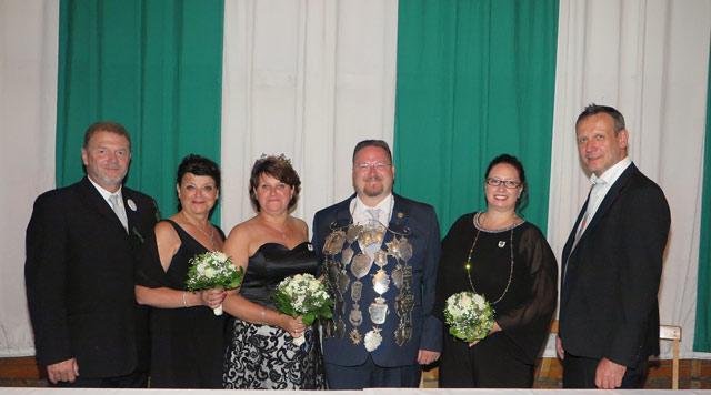 Christian Hötting und Christiane Paus regieren in Schermbeck