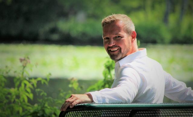 Bürgermeister von Schermbeck Mike Rexforth.