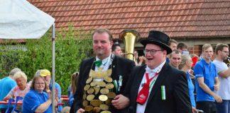 Fähnchenschützenfest Schermbeck 2018