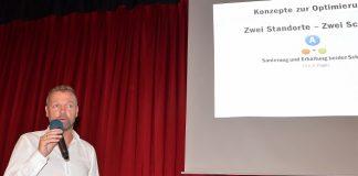 Grundschulkonzept Schermbeck Informationsveranstaltung Rathaus