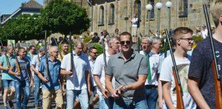 Kilian Schützenfest 2018 Sonntag Parade