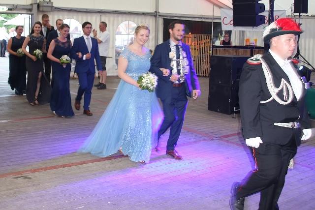 Thronball Kiliangilde Schermbeck 2018