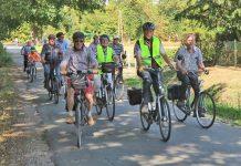 Die Radtour des Gahlener CDU-Ortsverbandes