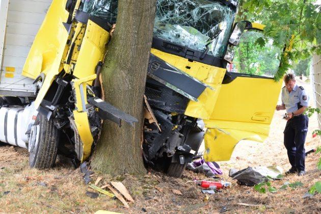 Tödlicher Unfall in Raesfeld-Erle