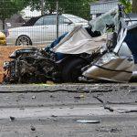 Zwei tote bei Verkehrsunfall in Erle