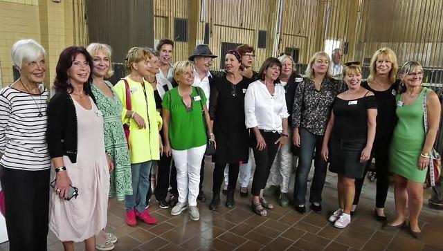 Künsterlgruppe-Breitendgrad-in-Dorsten-