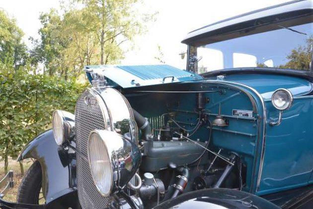Ein Ford aus dem Jahr 1929