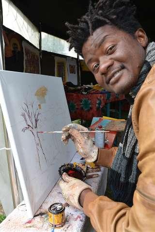 Anol el Pemus Künstler und Maler