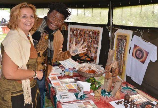 Anol el Pemus reiste als Künstler und Maler