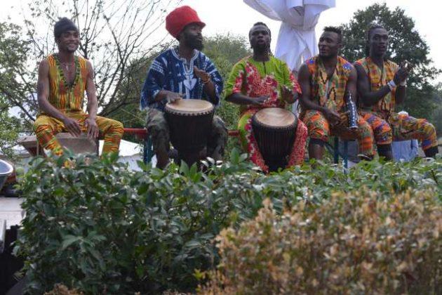 Schermbeck Das Afrika-Fest Ngoma vereint Farben, Klänge und köstliches Essen