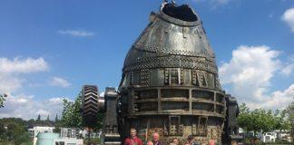Tambourkorps Drevenack on Tour