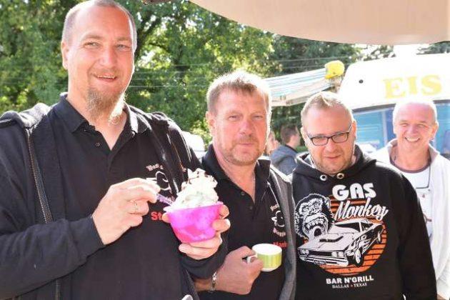 Ape Treffen Schermbeck 2018