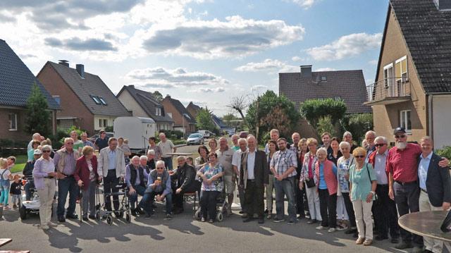 50 Jahre Siedlergemeinschaft Hünxe