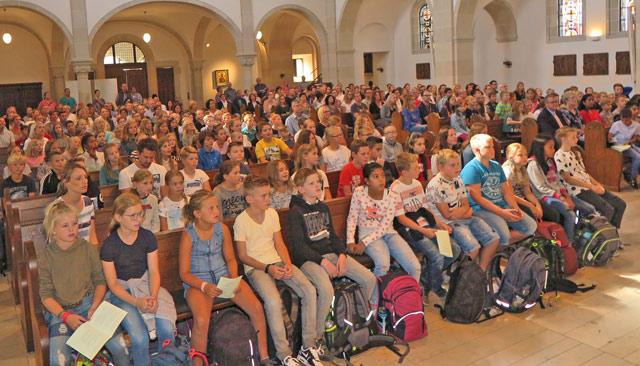 Schermbecker Gesamtschule 2018